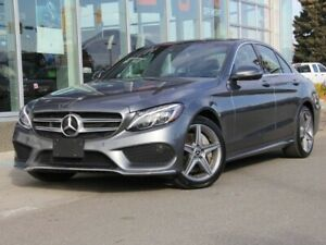 2017 Mercedes Benz C Cl 300 4dr Awd 4matic Sedan
