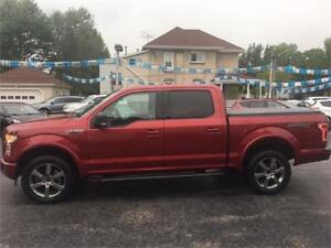 2015 Ford F-150 XLT Sport 4X4 Supercrew