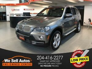 2010 BMW X5 xDrive35d *PANO SUNROOF *PUSH TO START