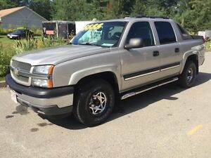 SOLD  2005 Chevrolet Avalanche LT SOLD