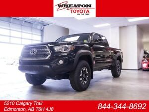 2017 Toyota Tacoma TRD OFFROAD PACKAGE
