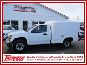2011 GMC CANYON 2WD HEAVY DUTY W/ ASTRO BODY