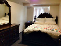Special Queen Size Bedroom Set in Perfect Condition