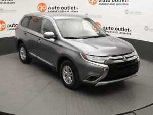 2016 Mitsubishi Outlander ES 4WD All Wheel Control