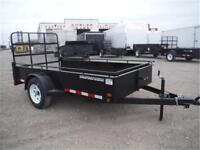 5 x 10 Utility Trailer *Canadian Made - For Canadian Climates*