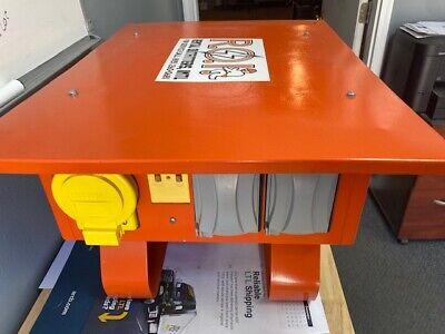 Refurbished Leviton Spiderbox- The Box 50a 125250 V Portable Power Distribution