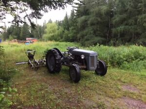 1955 Ferguson Tractor For Sale