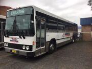 1992 Hino CM 61 seat bus Port Kembla Wollongong Area Preview