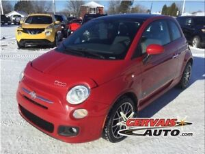 Fiat 500 Sport Toit Panoramique MAGS 2012