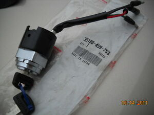 Motorcycle Ignition Switch
