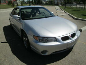 2001 pontiac gtp 2dr immaculate car