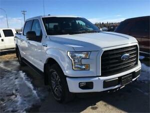 2015 FORD F-150 XLT 4X4 SPORT PACKAGE