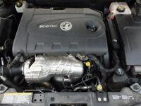 VAUXHALL INSIGNIA ENGINE DIESEL 2.0L CDTI FULLY TESTED INC WARRANTY