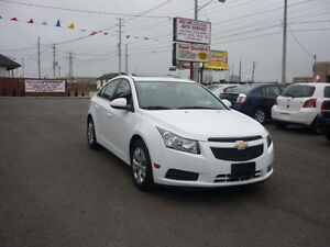 2012 Chevrolet Cruze LT ,accident Free , Safing in gas 1.4 L