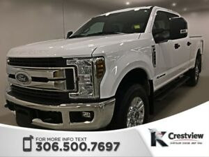 2018 Ford Super Duty F-350 SRW XLT Crew Cab | Remote Start