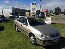 2002 Nissan Pulsar N16 MY2003 ST AUTO Gold Automatic Hatchback Wangara Wanneroo Area Preview