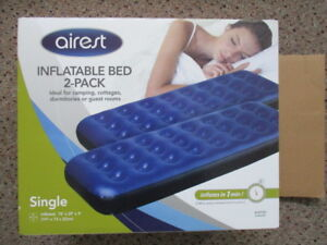Inflatable bed *Only one*