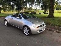2005 FORD STREET KA LUXURY CONVERTIBLE POSS PX
