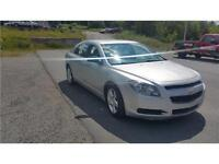 2011 CHEVY MALIBU 4 DR AUTO ONLY $ 7,950! JUST INSPECTED!
