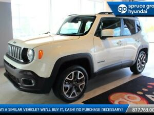 2016 Jeep Renegade NORTH 4WD HEATED SEATS/STEERING BLUEOOTH JEEP