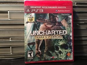 Uncharted Drakes Fortune-New