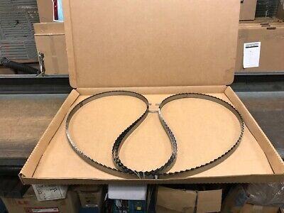 Lenox Woodmaster C Bandsaw Blades 132 1.25 X 0.042 X 78 Hook