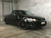 2013 Ford Falcon FG MkII XR6 Ute Super Cab Turbo Black 6 Speed Manual Utility Mile End South West Torrens Area Preview