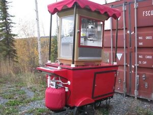 Money Maker -Big Top Pro Popcorn Cart-Trade/Swap/Cash