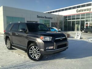 2012 Toyota 4Runner Limited, Leather, Nav, Heated Seats, Sunroof