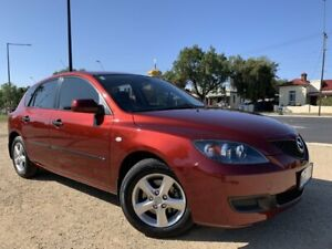 2008 Mazda 3 BK10F2 Neo Copper Red 4 Speed Sports Automatic Hatchback West Hindmarsh Charles Sturt Area Preview