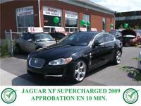 JAGUAR XF SUPERCHARGED 2009***104$/SEM***