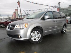 2016 Dodge GRAND CARAVAN Crew Plus (DUAL DVD, NAV, LEATHER!!)