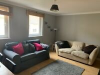 BLANDFIELD: Bright 2 bed flat located in popular Broughton. LOW DEPOSIT