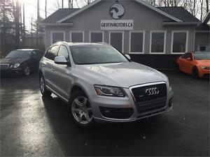 2011 Audi Q5 only 169 B/W tax in OAC