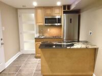 $1050 / 1br - 350ft2 - LUXURY One bedroom Basement apartment (Da