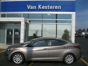 2012 Hyundai Elantra GL 6AT