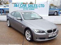 BMW 3 SERIES 2.5 325I SE 2d 215 BHP (grey) 2006