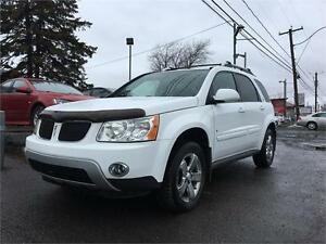 2008 Pontiac Torrent AWD 70$/Sem - FINANCEMENT MAISON DISPONIBLE