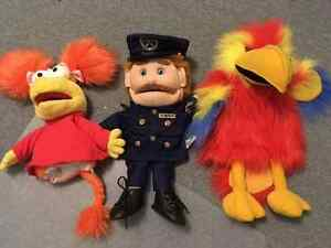 """Puppets 18"""" includes Fraggle Rock Puppet"""