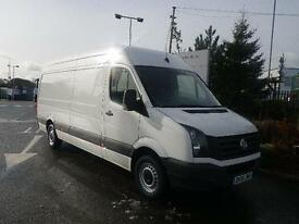 Volkswagen Crafter 2.0TDi ( 109PS ) CR35 LWB HR