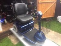 Any Terrain Sterling 3 Wheel Medium Mobility Scooter 18 Stone Capacity Was £2800 Now Only £290