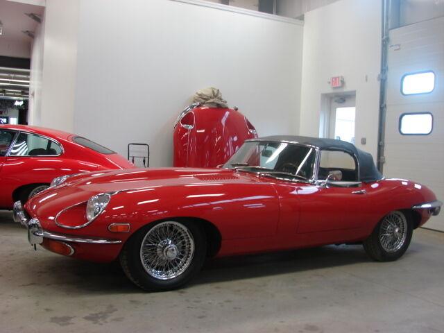 Image 1 of Jaguar: E-Type E-TYPE-XKE…