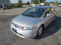 2008 Honda Civic Hybrid PAULETTEAUTO.COM!! GET APPROVED TODAY!!!