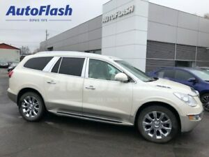 2010 Buick Enclave CXL-2 AWD* 7-Pass* Cuir/Leather* Toit/Roof* C