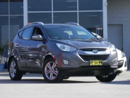 2012 Hyundai ix35 LM MY11 Elite (AWD) Grey 6 Speed Automatic Wagon Kingswood 2747 Penrith Area Preview