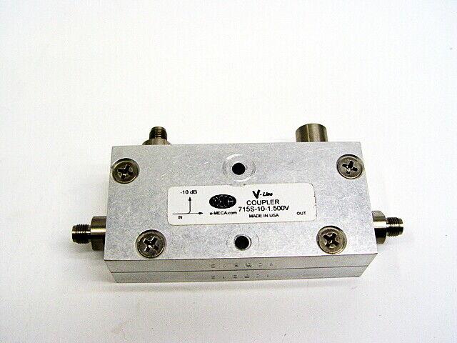 MECA V-Line 715S-10-1.500V SMA Directional Coupler