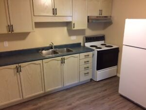 3 Bedroom basement apartment - Utilities included - Aug 1