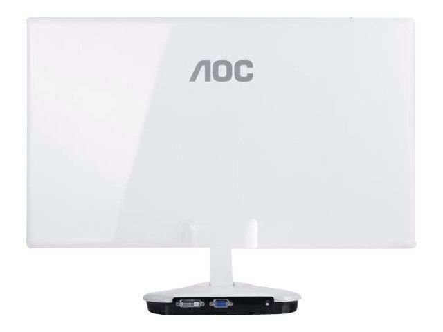 """AOC e2343F 23"""" Widescreen Monitor with Stand + Power Supply Full HD 1080p LED"""