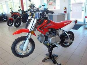 2017 Honda CRF50F  SAVE $400  NOW $1,449