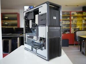 z600 hexa cores / 24 go memory / graphic card rx 570 4 go
